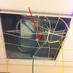 Start new job. Track down missing server. Find this. - Imgur