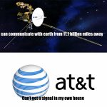Voyager Vs. AT&T - Imgur