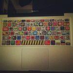 ransom note keyboard