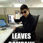 scumbag programmer