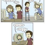 moms and computers