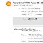 Packard Bell Modem