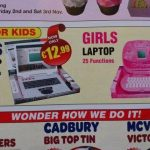 boys vs girls laptop