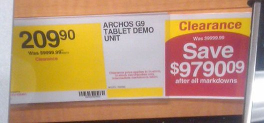 good discount
